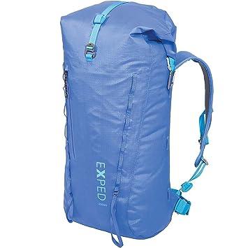 f71d4485b124 Exped Black ICE 45 - Blue - 45l - Super lightweight waterproof alpine  backpack