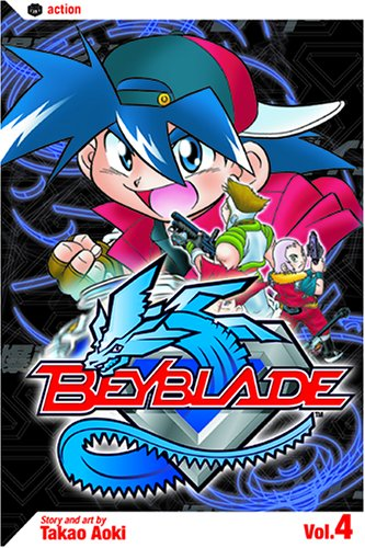 Download Beyblade, Vol. 4 ebook