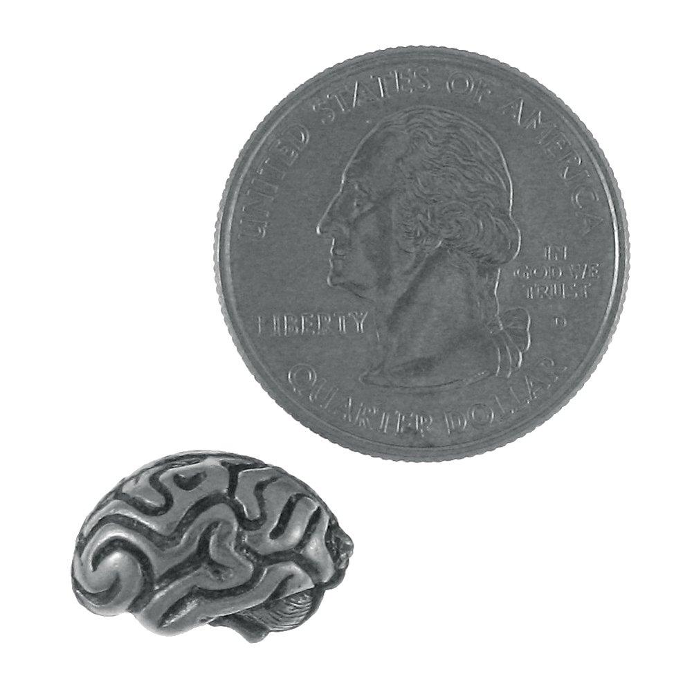 Jim Clift Design Brain Lapel Pin - 10 Count by Jim Clift Design (Image #2)