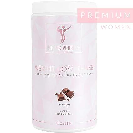 NUEVO – Batido para bajar de peso – reemplazo de comida premium con proteínas de alta calidad |apoya la perdida de peso rápida y fácil - especialmente ...