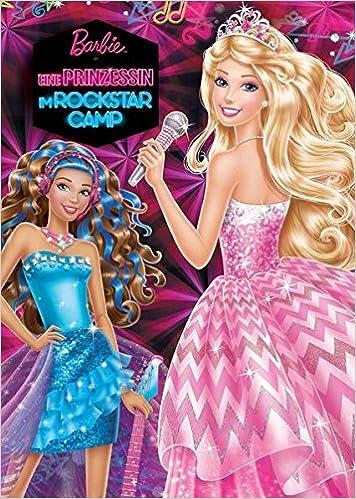 barbie rockstar camp