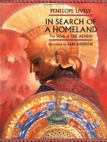 In Search of a Homeland: The Story of The Aeneid by Delacorte Books for Young Readers (Image #1)