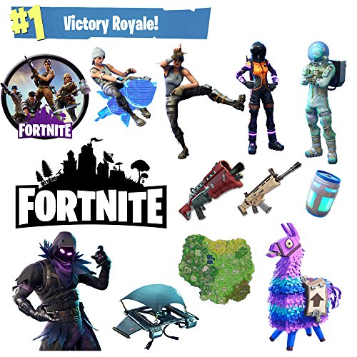 HILH The Original Fornite Stickers Variety Pack for fortnite Gamers Stickers for Kid and Adult (Original Exclusive) by HILH