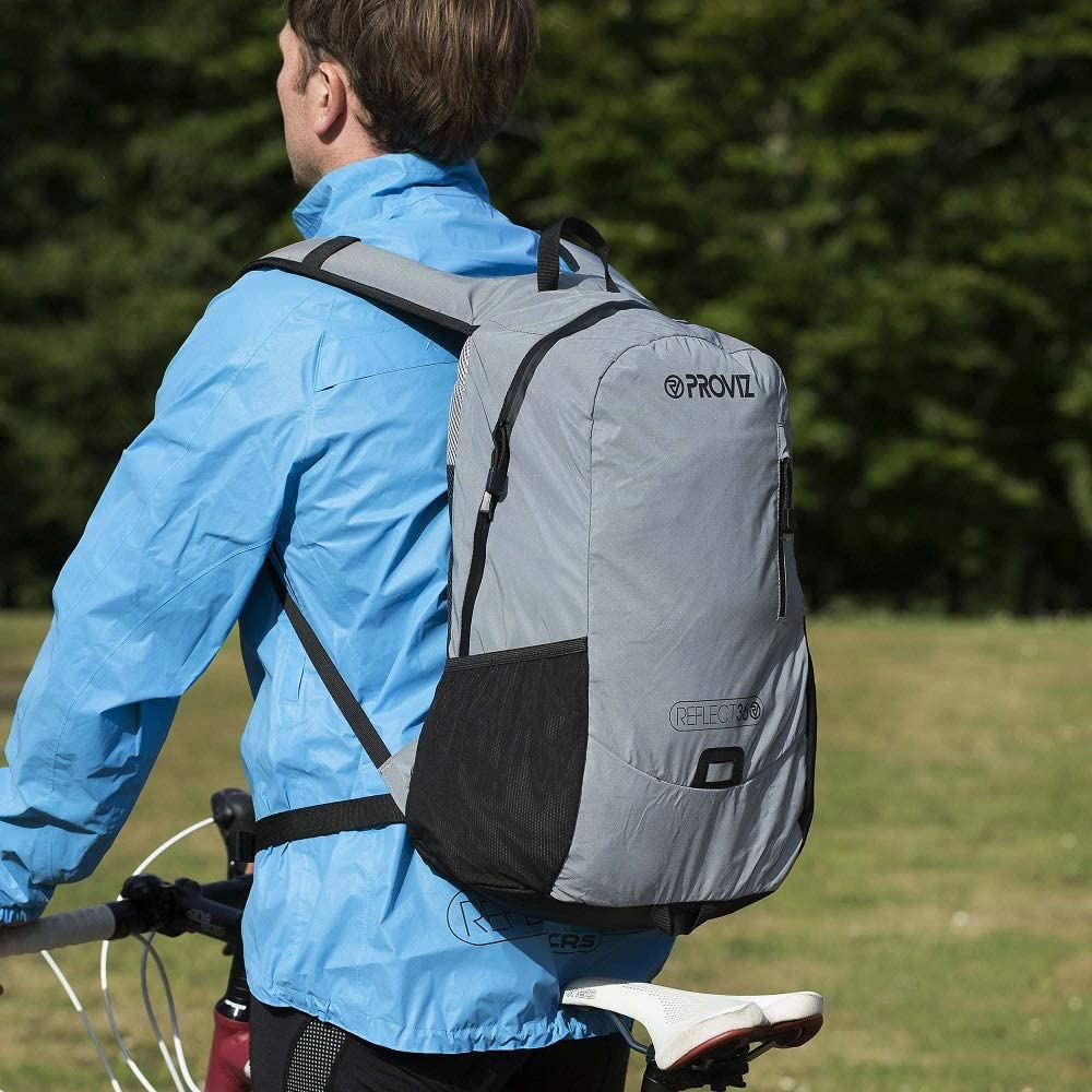 PROVIZ Bicycle Light Triviz Hi Tec Lighting Safety at it/'s best for Back Packs