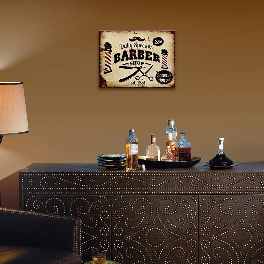 Car Service Garage Style Tin Sign Bar Cafe Store Home Wall Decor Metal Pos Fo