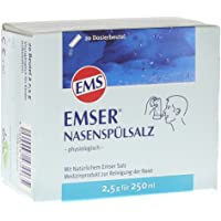 EMSER Nasenspuelsalz fisiologico Btl 20 St