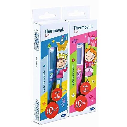 Therm ovalado® Kids o Kids Flex Termómetro, termómetro, 10 segundos