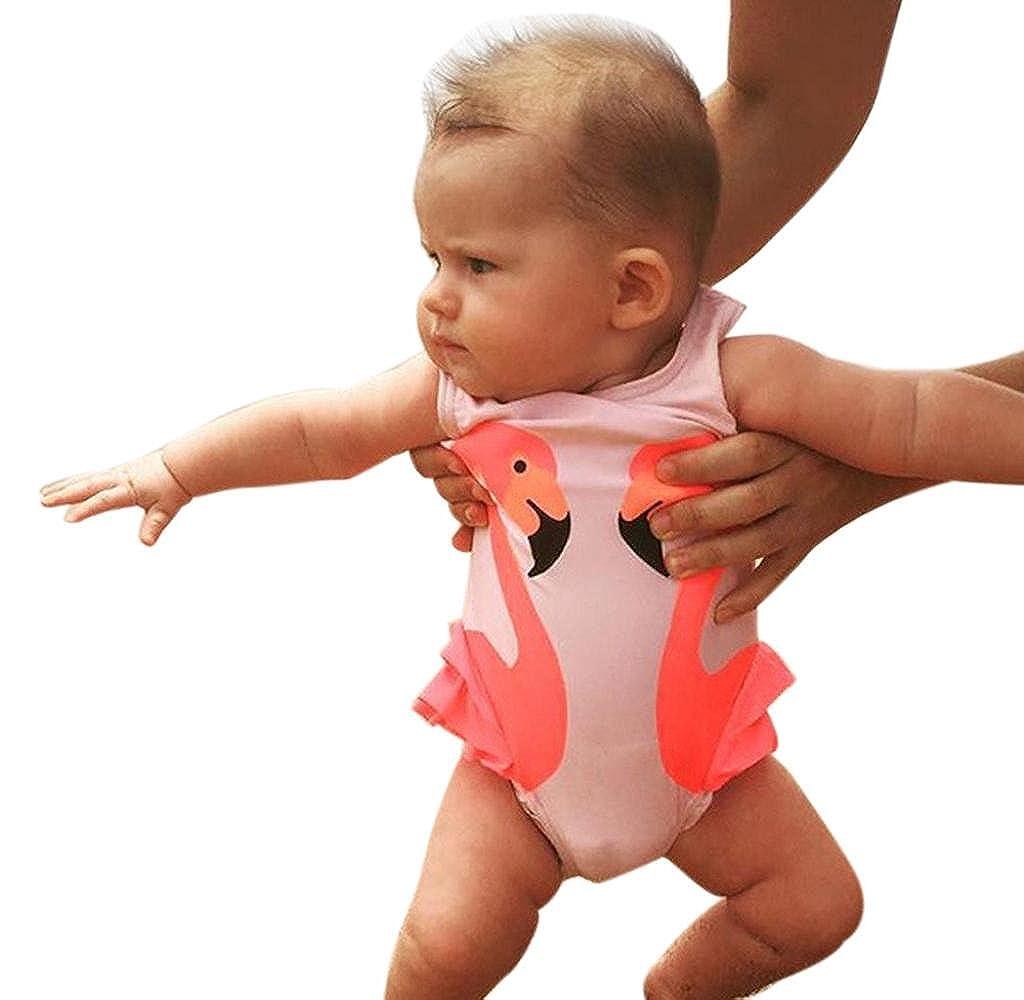 Covermason Kinder Baby Mä dchen Einteiler Badeanzug Bikini Bademoden