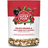 The Australian Superfood Co Paleo Granola Vanilla, Berry, Nutty Goodness, 320g