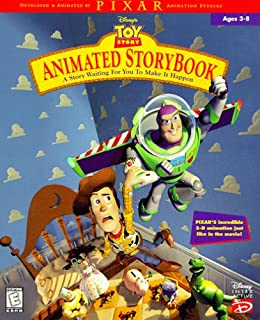toy story animated storybook pcmac