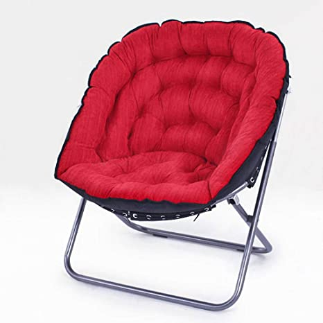 DS-Silla Moon Chair- Lazy Couch Chair Single Simple Bedroom ...