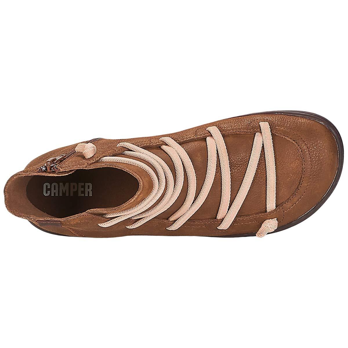 Camper Femme Peu Cami Cuir Medium Brown Bottes Bottes Brown 42 EUB07B27CW5KParent 27c32d