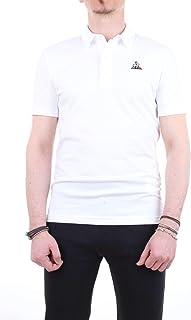 Le Coq Sportif - Poloshirt - New Optical - Weiß