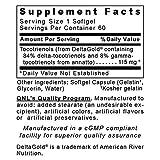 Quantum DeltaBoost Tocotrienols 120 Softgels 2 Bottles - Deltanol-Tocotrienol Complex for Advanced Cardiovascular and Circulatory Support Discount