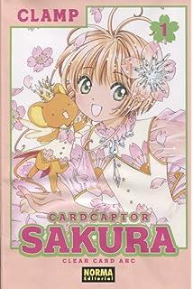 Cardcaptor Sakura 1 (Shojo Manga): Amazon.es: Clamp: Libros