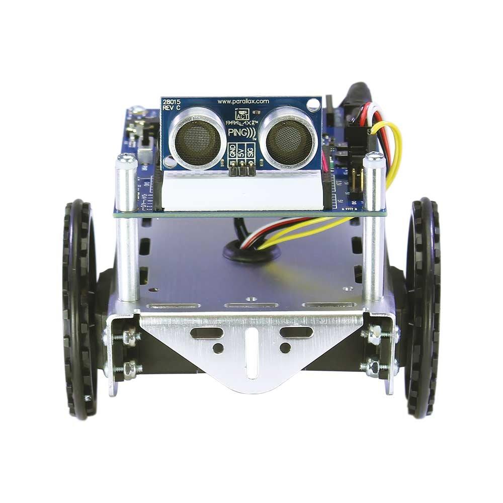 Robot Educativo para armar y programar PARALLAX b
