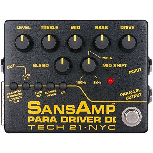 Tech 21 SansAmp Para Driver V2 (Driver Pedal)