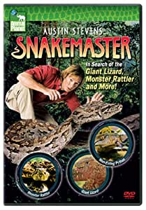 Austin Stevens, Snakemaster - In Search of the Giant Lizard, Monster Rattler and More!