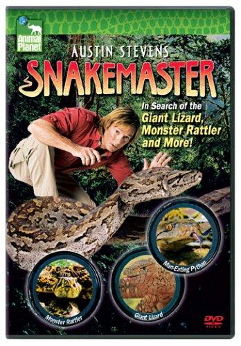 Austin Stevens, Snakemaster - In Search of the Giant Lizard, Monster Rattler and More! by Sony
