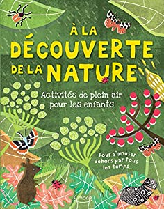 """Afficher """"A la découverte de la nature"""""""
