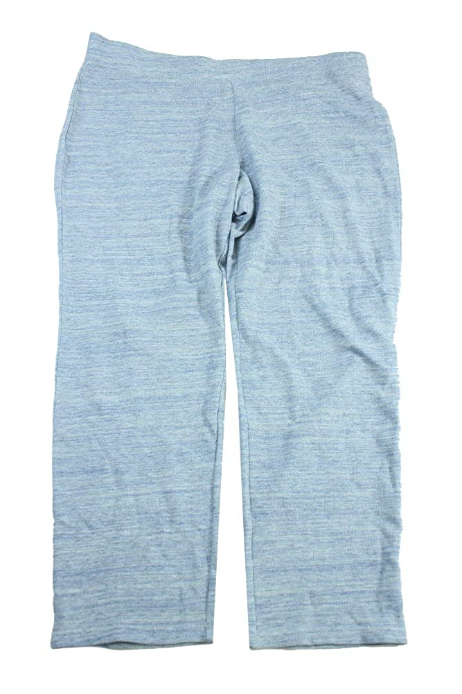 Style & Co. Womens Plus French Terry Loose Fit Sweatpants