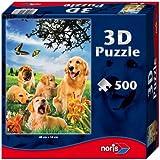 Noris 606031083 3D puzzle - 3D puzzles (Fauna, Cualquier género)