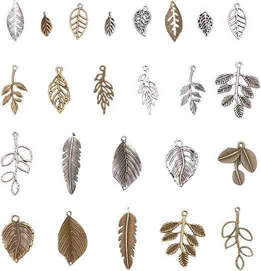 10 x Tibetan Silver Flower In Pot With Nature Sign Garden Theme Charms Pendants