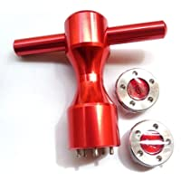 Aquiver Golf Red Weights Tool Wrench 5g~20g Golf Custom Weights For Titleist Scotty Cameron My Girl Putters Hot