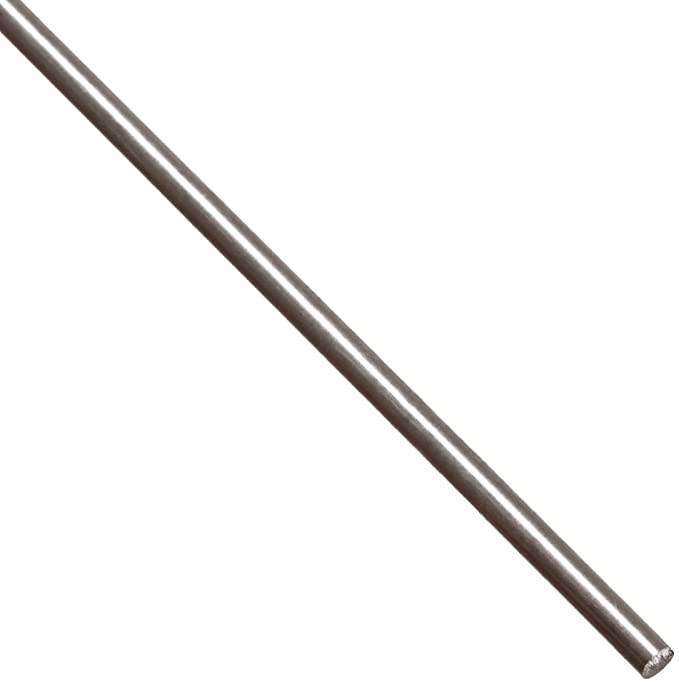 48.0 0.25 Stainless Round Bar 416-Annealed Cold Finish