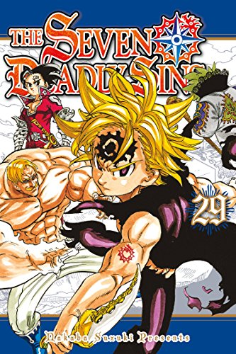 The Seven Deadly Sins 29 (Seven Deadly Sins, The)