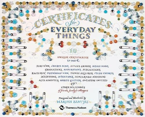 Certificates for Everyday Things ()