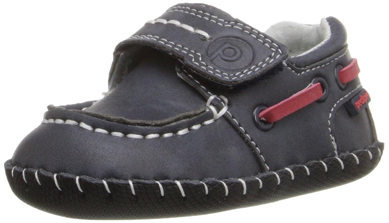 pediped Originals Norm Boat Shoe (Infant) Originals Norm - K