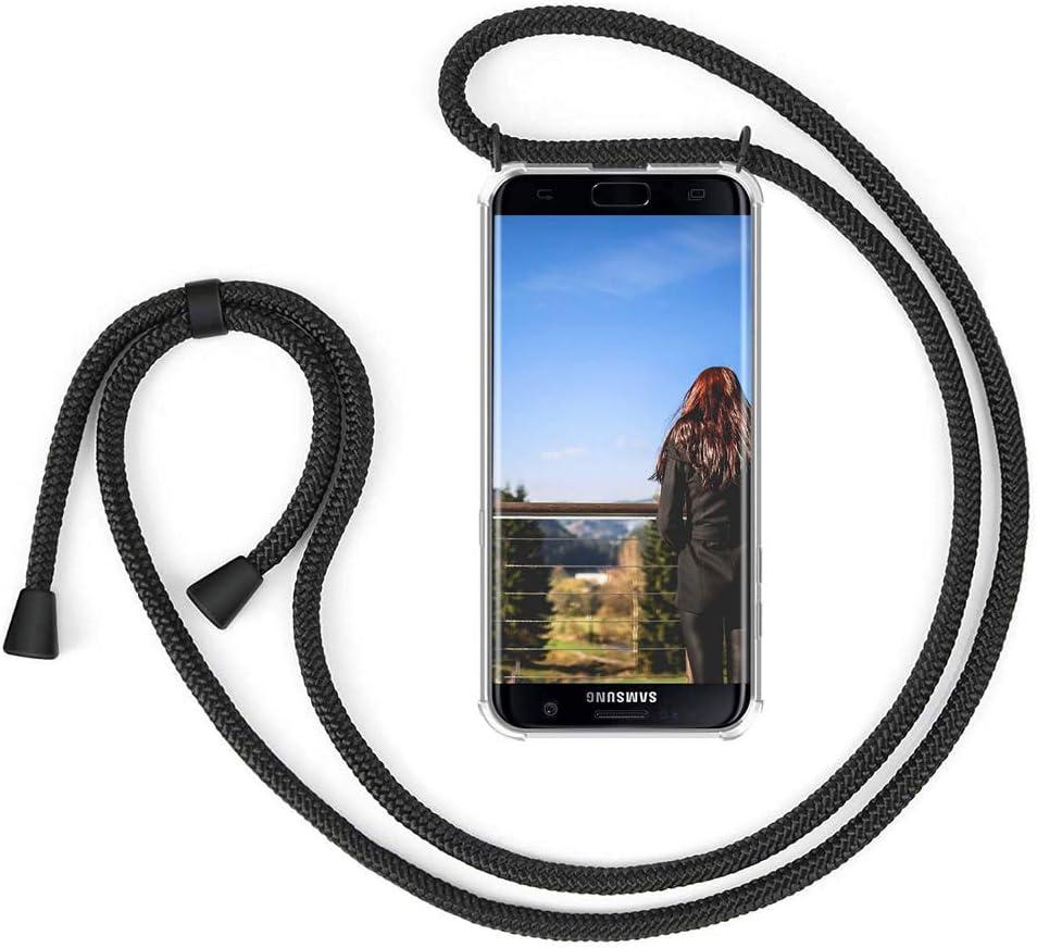 Xcyyoo Handykette Handyhülle Mit Band Für Samsung Galaxy S7 Edge Cover