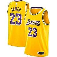 ZSM Camiseta De Baloncesto para Hombre, NBA,Lebron James