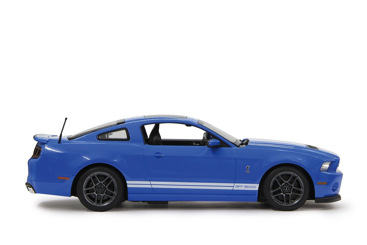 Rc Ford Mustang Shelby Gt500 Blau Oder Rot Maßstab 114 Led