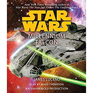 Star Wars: Millennium Falcon Audiobook