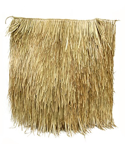Backyard X-Scapes  Mexican Palm Thatch Panel 48in x48in (10Panels)