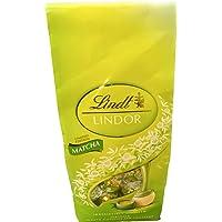 Lindt Lindor Milk White Chocolate Truffles Matcha Limited Edition