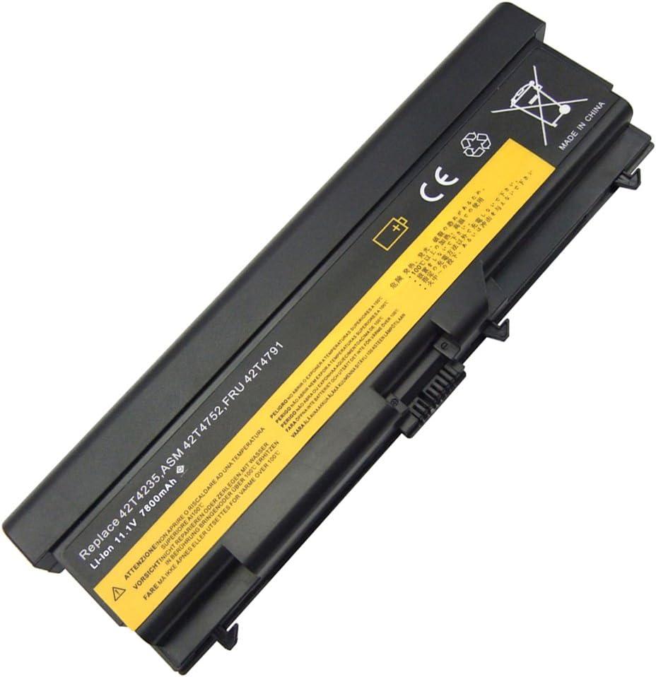 New Laptop Battery for Lenovo ThinkPad T410 T420 T510: Amazon.co.uk:  Electronics