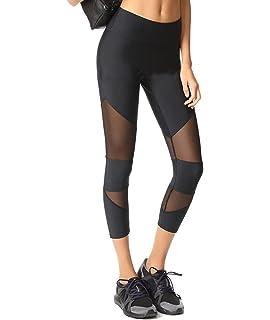 d79b462bdb ... Bra Pads Chicken Fillets Insert · £4.11 · SEASUM Women s Slimming  Patchwork Mesh Capris Leggings Soft Running Fitness Yoga Pants