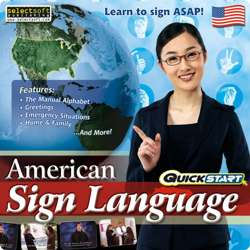 Purchase low price Quickstart American Sign Language
