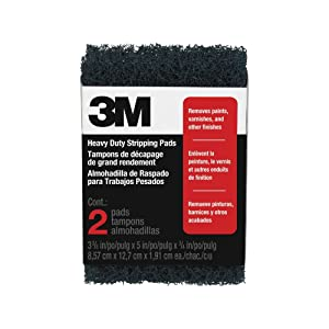 3M 10111 Heavy Duty Stripping Pads for Flat Surfaces