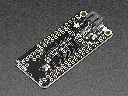 Adafruit (PID 3200) Teensy 3.x Feather Adapter