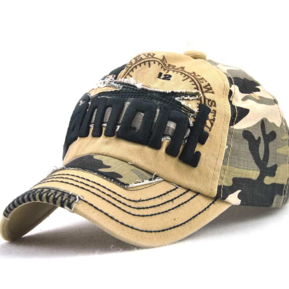 sdssup Gorra de béisbol Visera Exterior Sombrero Masculino y ...