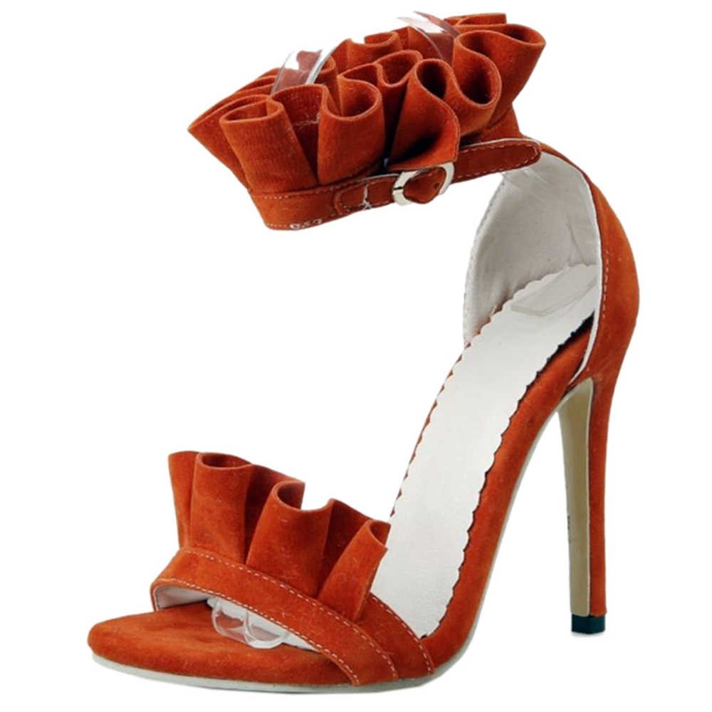Onewus Bout Ouvert Onewus Orange Femme Bout Orange 07340e3 - latesttechnology.space