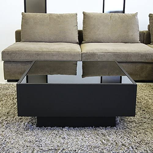 GS-BOXY GLASS TABLE