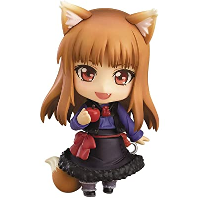 Good Smile Spice & Wolf Holo Nendoroid Action Figure: Toys & Games