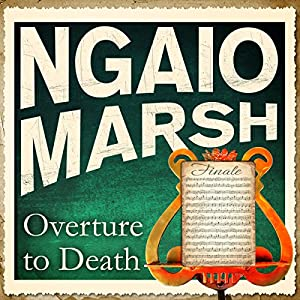 Overture to Death Audiobook