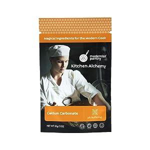 Pure Calcium Carbonate ⊘ Non-GMO ❤ Gluten-Free ☮ Vegan ✡ OU Kosher Certified - 50g/2oz