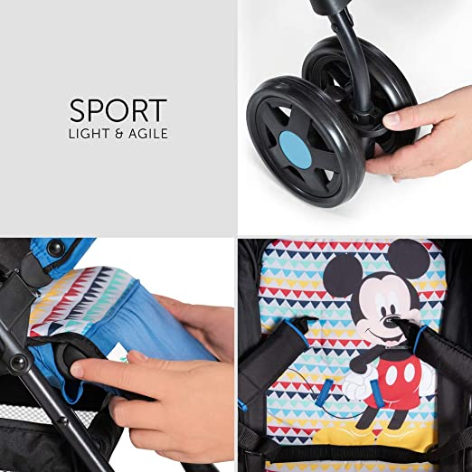 Hauck Sport Silla de paseo ligera y practica para bebes de 0 meses ...